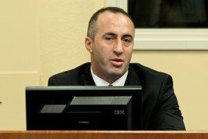 Prancūzijoje sulaikytas buvęs Kosovo premjeras