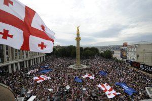 Seimas primena Abchazijos ir Pietų Osetijos okupaciją