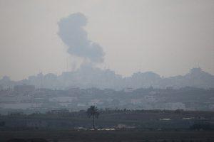 Iš Egipto į Izraelį paleistos kelios raketos