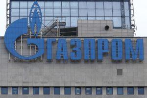 Rusija sustabdė dujų tiekimą Ukrainai