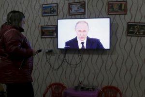 Latvijoje uždrausta rodyti Rusijos televizijos programą