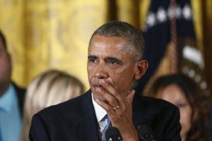 B. Obama prašo peržiūrėti visas per prezidento rinkimus buvusias kibernetines atakas