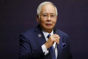 Malaizijos premjeras išteisintas dėl 700 mln. dolerių įplaukų