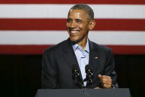 B. Obama liepą paskutinį kartą kaip JAV prezidentas lankysis Europoje