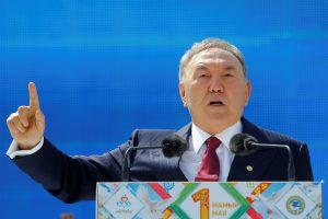 Ką gali reikšti Kazachstano prezidento veiksmai?