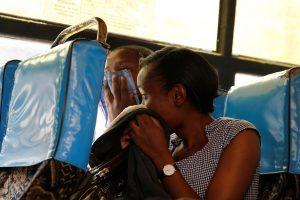 Kenijoje susidūrus autobusui ir sunkvežimiui žuvo mažiausiai 27 žmonės