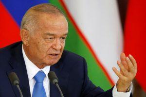 Uzbekistano vyriausybė: prezidento sveikatos būklė kritinė
