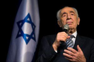 Buvusį Izraelio prezidentą ištiko insultas