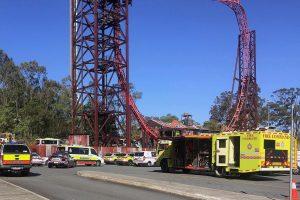 Australijoje per incidentą pramogų parke žuvo keturi žmonės