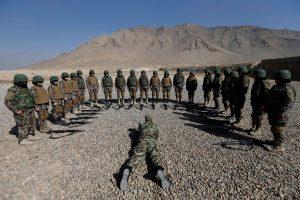 Karas Afganistane nedomina nei D. Trumpo, nei H. Clinton