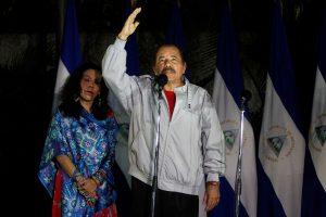 Nikaragvos prezidentas perrinktas trečiai kadencijai iš eilės