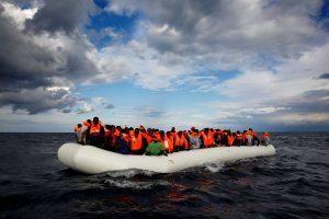 ES lyderiai susitarė mažinti iš Libijos atvykstančių migrantų srautą