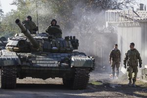 Donecko chemijos įmonėje driokstelėjo sprogimas