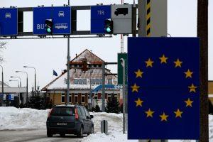Lenkija ir Rusija susitarė dėl pasienio bendradarbiavimo