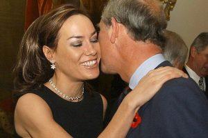 Princo Charleso krikšto dukra rasta negyva