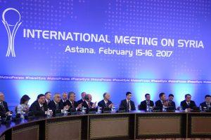 Antrasis derybų dėl Sirijos ratas proveržio neatnešė