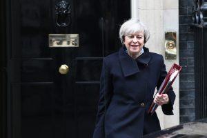 """ES viršūnių susitikimas dėl """"Brexit"""" tikriausiai bus šaukiamas balandį"""