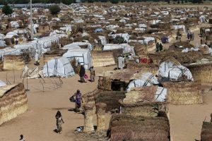 Sprogimai Nigerijos migrantų stovykloje: žuvo trys žmonės