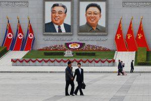 Šiaurės Korėjoje nesėkmingai mėginta paleisti naują raketą