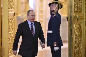 NATO stipresnė ir vieningesnė: galima padėkoti V. Putinui?