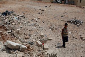 Sirijoje per džihadistų ataką pabėgėlių stovykloje žuvo dešimtys žmonių