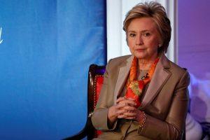 H. Clinton dėl pralaimėjimo prezidento rinkimuose kaltina ir Rusiją