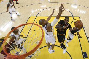 NBA finalai labiausiai žiūrimi nuo M. Jordano laikų