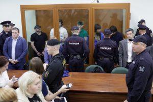 Už B. Nemcovo nužudymą nuteisti čečėnai reikalauja panaikinti nuosprendį