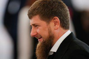 JAV juodajame sąraše – ir R. Kadyrovas