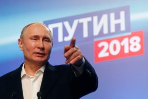 Rusija iki 2024 m.: tai kas ten (ne)įvyko