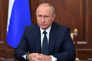 Londonas: galutinė atsakomybė už Skripalių apnuodijimą tenka V. Putinui