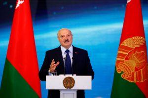 A. Lukašenka: Baltarusija nesikiša į įvykius Ukrainoje