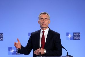Rusija atsidūrė NATO dėmesio centre