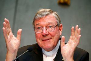 Australų kardinolui dėl lytinių nusikaltimų skirta laisvės atėmimo bausmė