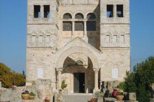 Izraelyje apiplėšta ir suniokota Jėzaus Atsimainymo bazilika