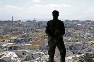 Rusijos kariuomenė Sirijoje: svarbiausi faktai