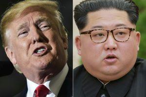 JAV žada padėti padaryti Šiaurės Korėją turtingą, bet su viena sąlyga
