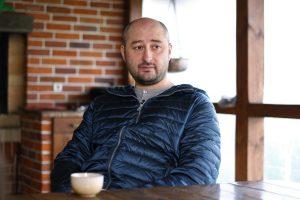 Rusijos opozicijos žurnalisto nužudymas: Ukrainos policija atskleidė motyvą