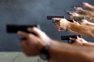 JAV šaunamieji ginklai – antras didžiausias vaikų žudikas