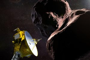 NASA zondas artėja prie tolimo Saulės sistemos objekto