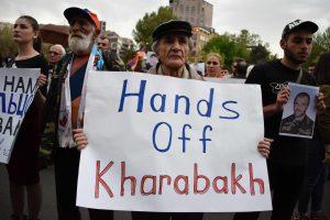 Lietuva ragina Kalnų Karabacho konflikto puses siekti taikos