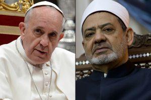 Istorinis įvykis: popiežius Vatikane priims vyriausiąjį sunitų imamą