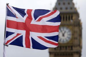 Didžioji Britanija skyrybų su ES sąskaitą privalo apmokėti eurais