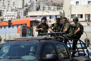 Jeruzalėje policija nukovė ataką rengusį palestinietį