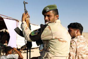 Libijoje pagrobti du italai