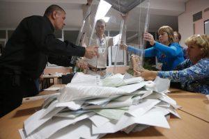 Ukrainos Aukščiausioji Rada nepripažino naujojo Rusijos parlamento