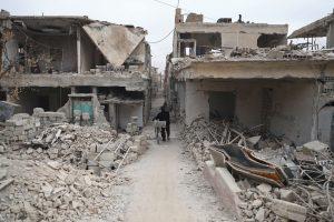 Rusijos oro pajėgos pradėjo didelę operaciją Sirijoje
