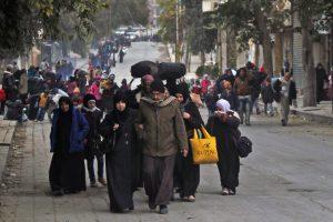 Vakarai irgi kalti dėl Alepo tragedijos?