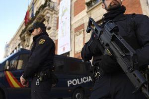 Ispanijoje sulaikyta daugiau nei 100 pedofilų