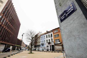 Briuselyje per antiteroristinius reidus sulaikyti septyni įtariamieji